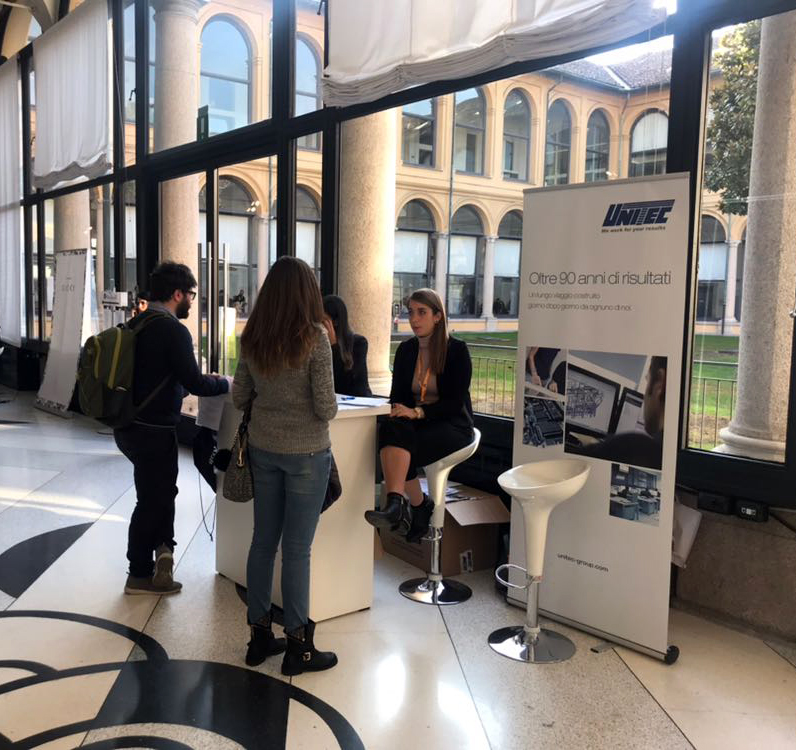 Al lavoro international il career day di almalaurea ha for Lavoro a milano