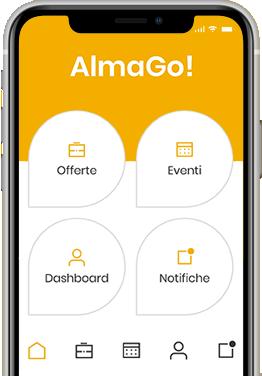 App AlmaGo! Notifiche