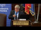 A. F. De Toni (Rector of the University of Udine, CRUI Secretary General) - English